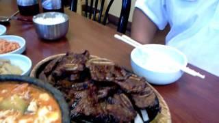FoodTube.net, Korean, Korean Fusion BBQ, San Jose, CA