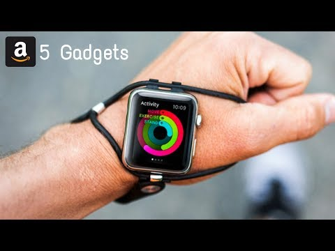 5 CooL GADGETS With HiTech FEATURE You Can Buy on Amazon ✅ NEW TECHNOLOGY FUTURISTIC INVENTION