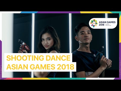SHOOTING TEAM - ASIAN GAMES 2018 UNOFFICIAL DANCE VIDEO #asiangames2018