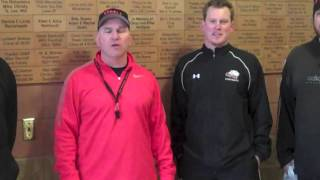 Ohio Northern Football 2014 New Additions