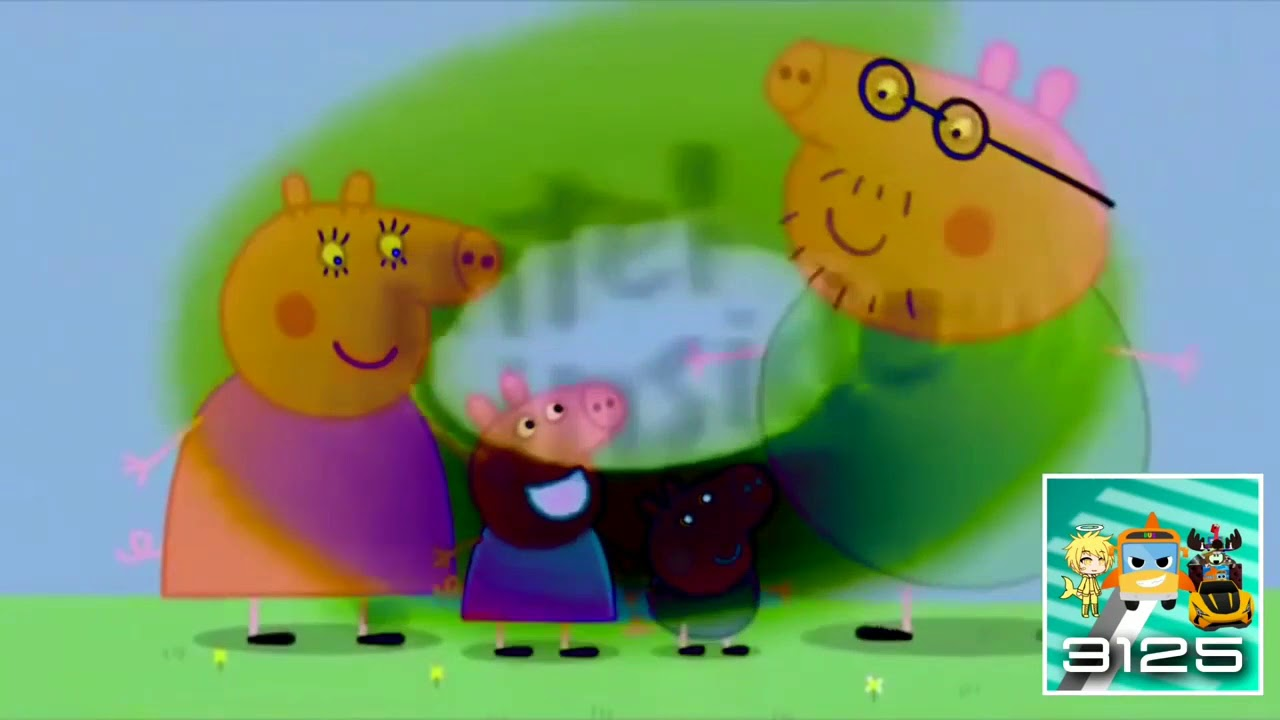Download Peppa Pig Intro Preview 2 Effects Reverse