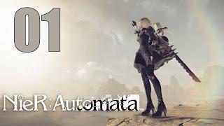 NieR: Automata - Let