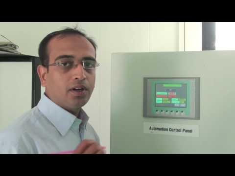 Solar power desalination system, Jain Irrigation