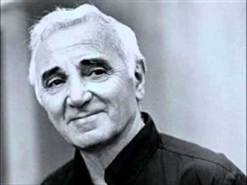 Mes Amis, mes amours, mes emmerdes - Charles Aznavour by Roby