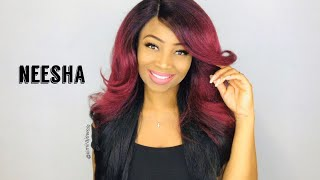 #65- KINKY STRAIGHT OUTRE NEESHA OG DRB425/1 Lace Front Wig, Dupe for NEW Soft & Natural Neesha 203?