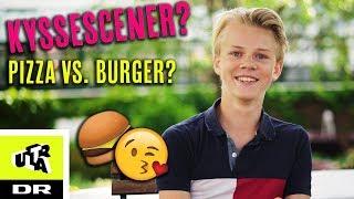 Er det pinligt at optage kyssescener? | Spørg Klassen: Nikolaj/Christian | Ultra