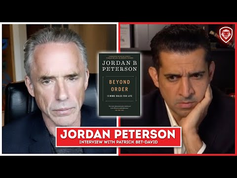 Jordan Peterson Opens Up About Absence & Life Beyond Order