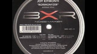 Joy Kitikonti - Agrimonyzer
