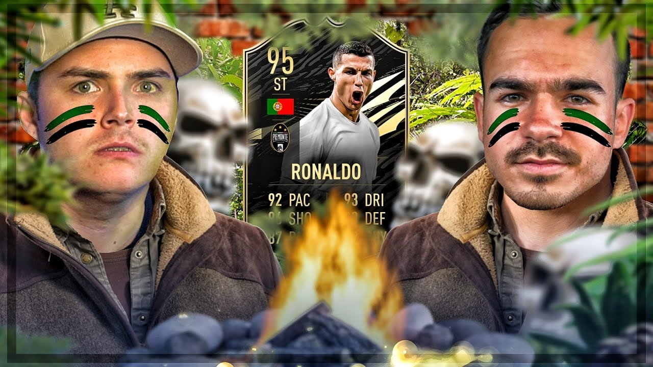FIFA 21 : ICON MOMENTS PLAYER PICK SURVIVAL EXTREME DISCARD CHALLENGE ENDET BÖSE !! ☠️☠️☠️
