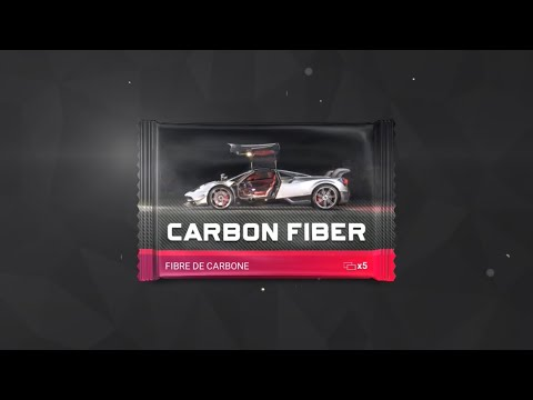 999G Carbon Fiber Pack - Top Drives