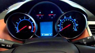 2011 Chevy Cruze Interior Review