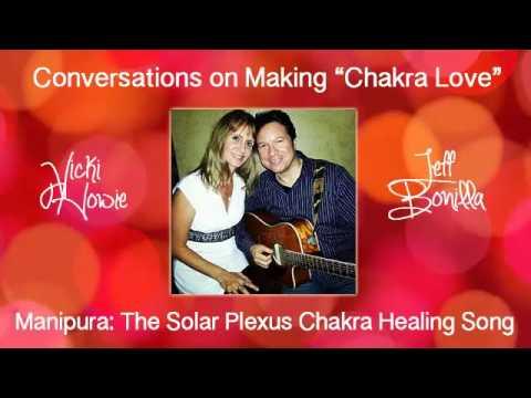 The Making Of The Solar Plexus Chakra Healing Song