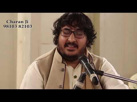 bhajan JAHAN LE CHALOGE LIVE { Singer Charanji www.charanji.com +919810382103 India }