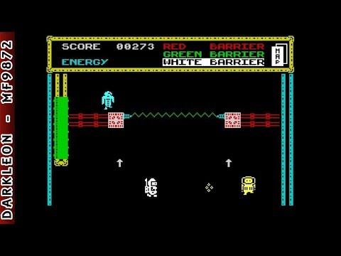 Sinclair Spectrum - Captain Slog