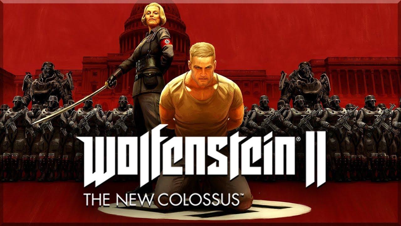 WOLFENSTEIN II THE NEW COLOSSUS ◈ Terror-Billy macht sauber! ◈ LIVE [GER/DEU] thumbnail