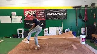 Nigel Duff - Pitching Highlights - Class of 2019