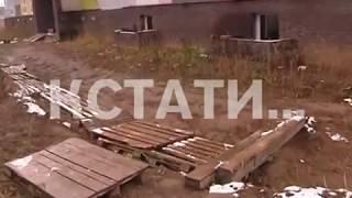ЖК Новинки «Smart City»  ожили - обманутая дольщица заселилась в недостроенный дом(, 2017-10-23T17:13:05.000Z)