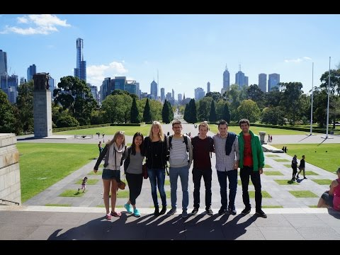 Sydney International Exchange 2015 Experience