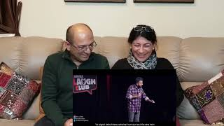 American Indians React to Cheating Stand Up Comedy ft Anubhav Singh Bassi