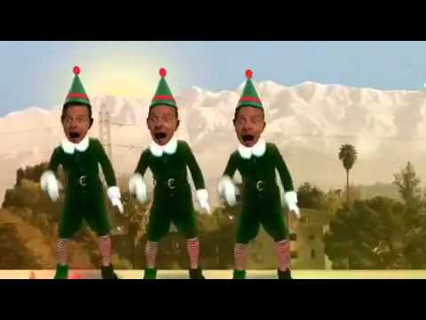 Elf Yourself App. Make Your Own Music Vid!
