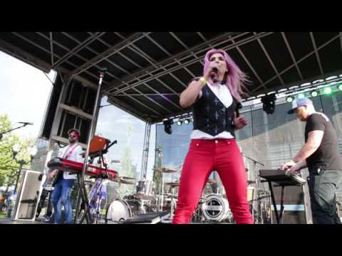 Provo Rooftop Concert Series - The National Parks - RKDN - Hive Riot - July 2016