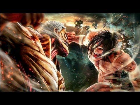 進擊的巨人2 EP.02 畢業Party PS4 Pro Attack on Titan 2 - YouTube