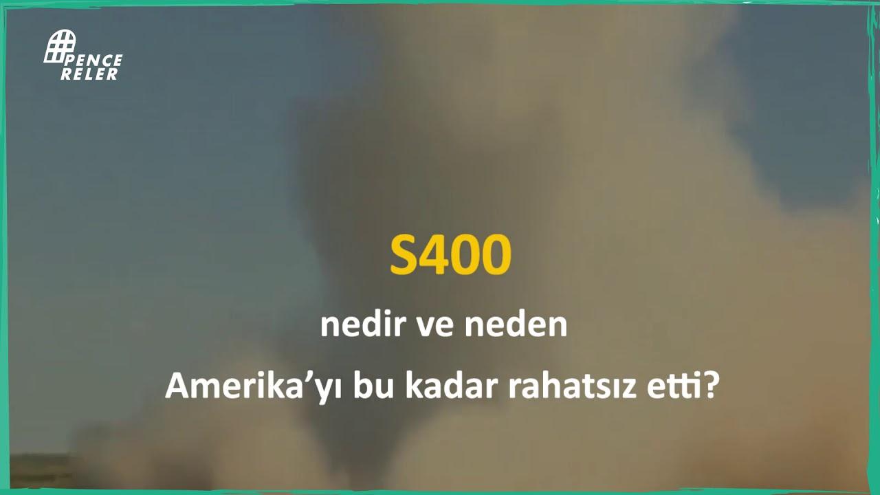 S400'ler Türkiye'ye geldi. Peki S400 nedir?