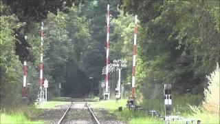 Wehretal Draisine - BÜ Kromberg [1080p]