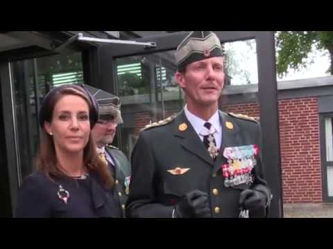 Danish Royals attend Flag Day commemorations