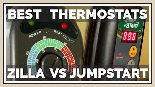 Best Thermostat for Animals & Plants | ZILLA VS JUMPSTART