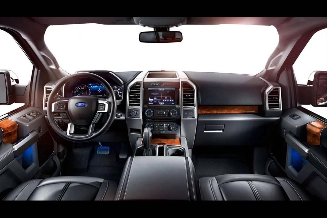 2014 F250 Platinum Interior >> 2015 ford f150 platinum - YouTube