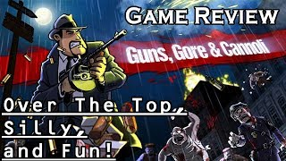 As Sweet as Cannoli! (Guns Gore and Cannoli Review – PS4/Xbox/Switch/PC)