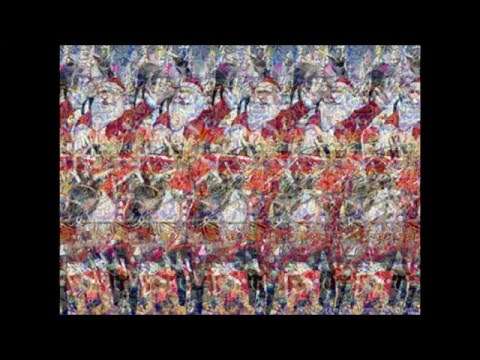 The best 3D Magic eye pictures Illusions    Part 1