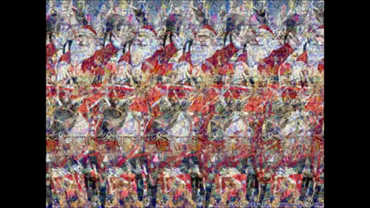 The Best 3D Magic Eye Pictures Illusions . Part 1