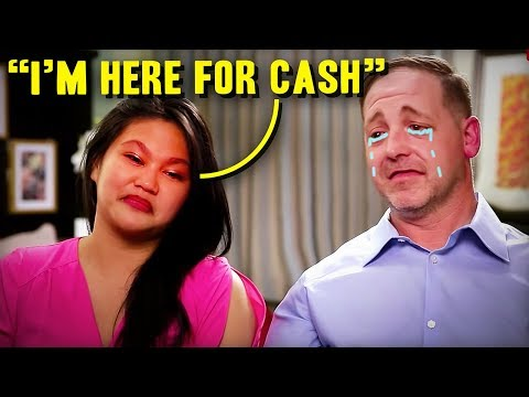 90 Day Fiance Moments That WENT TOO FAR!