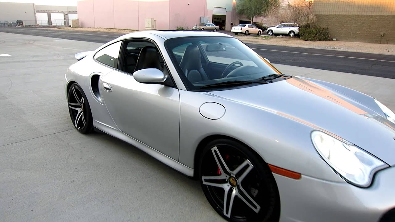 2001 porsche 911 turbo custom 19inch roderick wheels for sale in az call joey 480 205 5880 youtube. Black Bedroom Furniture Sets. Home Design Ideas