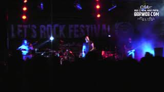 Planet Of Zeus - Loyal To The Pack (Live @ Let's Rock Festival 2017)