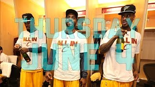 NBA Daily Show: June 4 – The Starters
