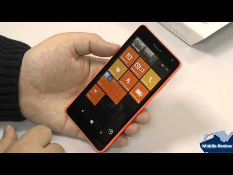 Видеообзор Microsoft Lumia 535