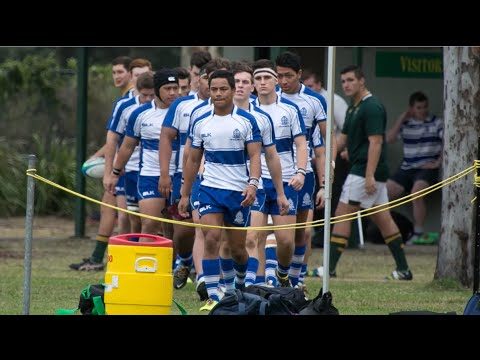 St Edmunds First XV Highlights 2014
