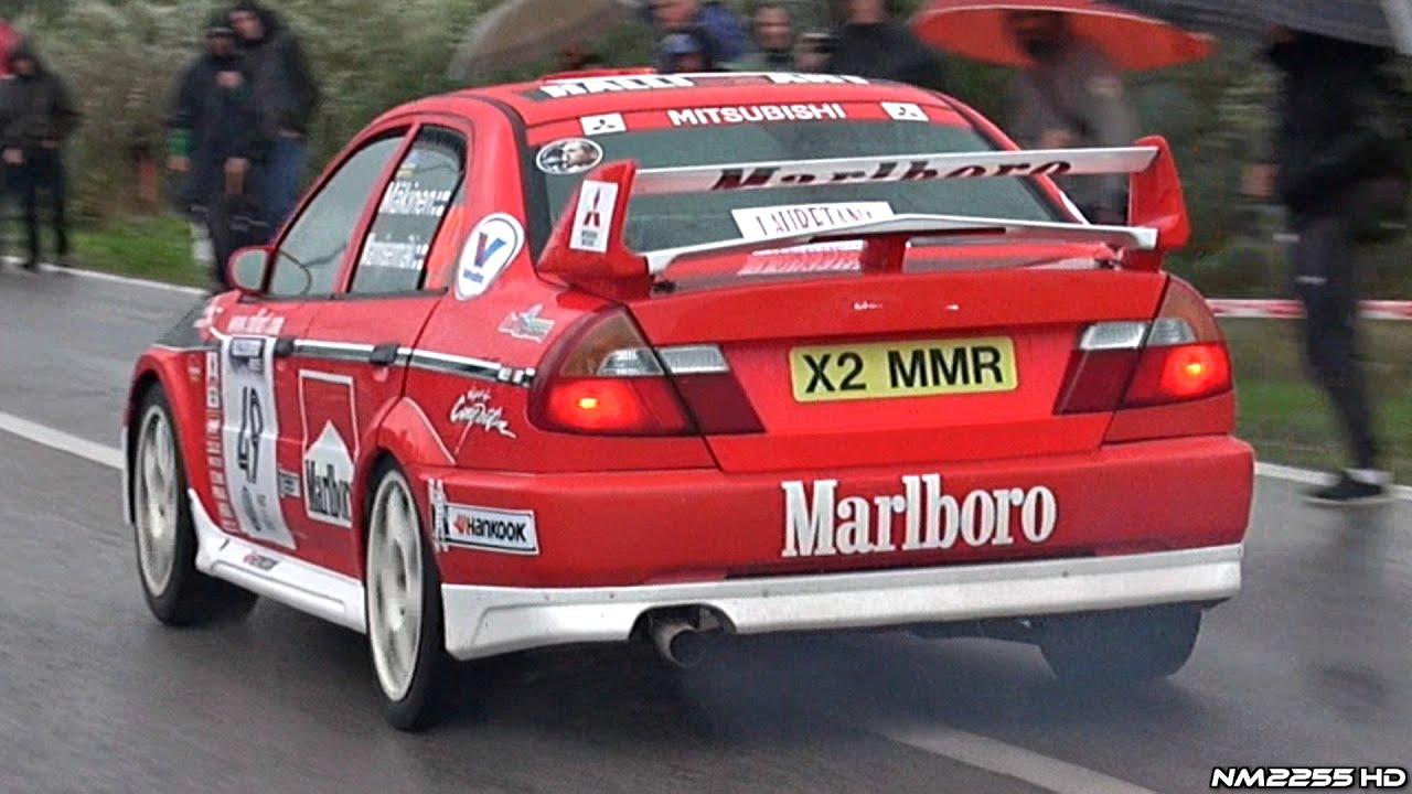 Mitsubishi Lancer Evo VI group A (1999) - Racing Cars