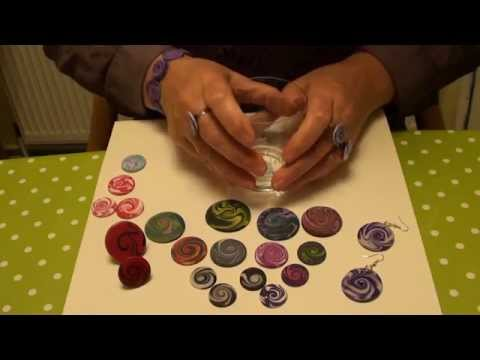 fimo cd recycling polymer cd surface tutorial hd de doovi. Black Bedroom Furniture Sets. Home Design Ideas