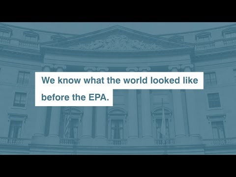 A world before the EPA
