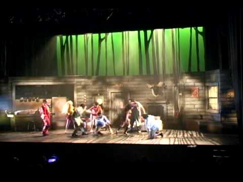 Evil Dead: The Musical- It's Time/Battle/We Will Never Die