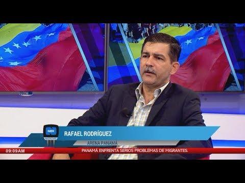 """Rafael Rodríguez: """"Panamá considera que ha pagado cuota humanitaria"""""""