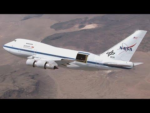 A TELESCOPE ON A PLANE!? - NASA Social SOFIA Tour
