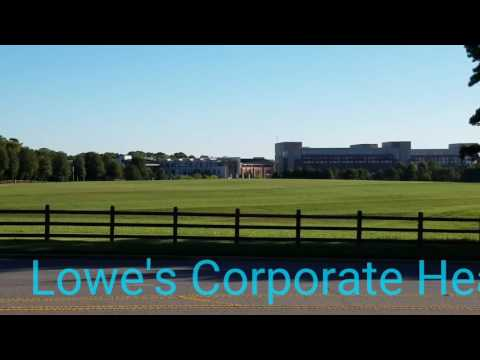 Lowes Corporate Headquarters In Mooresville Nc