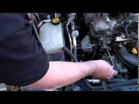 2009 Corolla Fan Belt Replacement Youtube. 2009 Corolla Fan Belt Replacement. Toyota. Toyota Taa 2008 4 Cylinder Serpentine Belt Diagram At Scoala.co