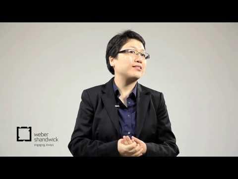 Lydia Lee talking tech brands