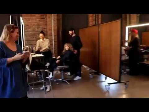 OITNB Cast Surprises Natasha Lyonne on her birthday (2017)